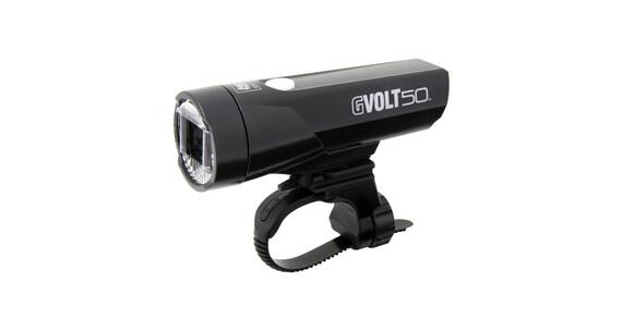 CatEye GVOLT50 HL-EL550GRC - Luz a pilas dilanteras - negro